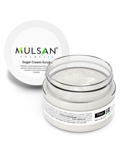 Sugar Cream-Scrub