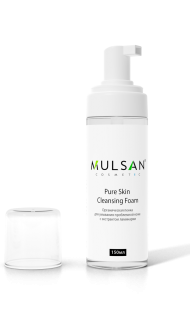 Pure Skin Cleansing Foam