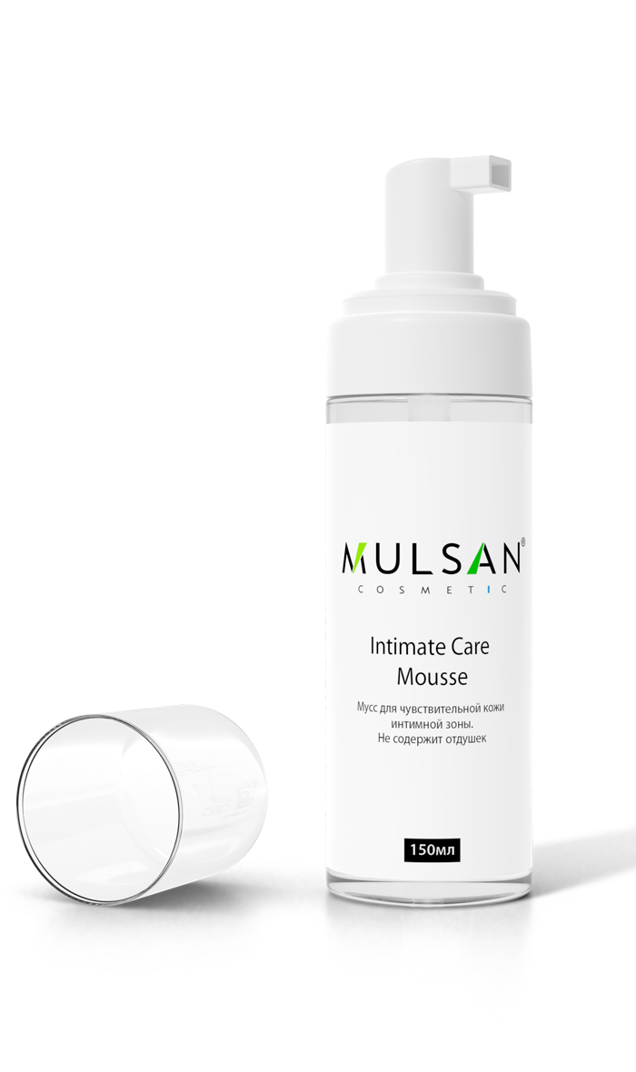 Intimate Care Mousse