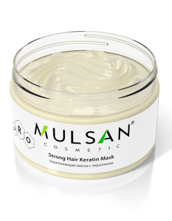 Strong Hair Keratin Mask