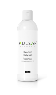 Bioactive body milk