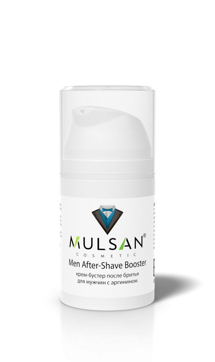 Men After-shave booster