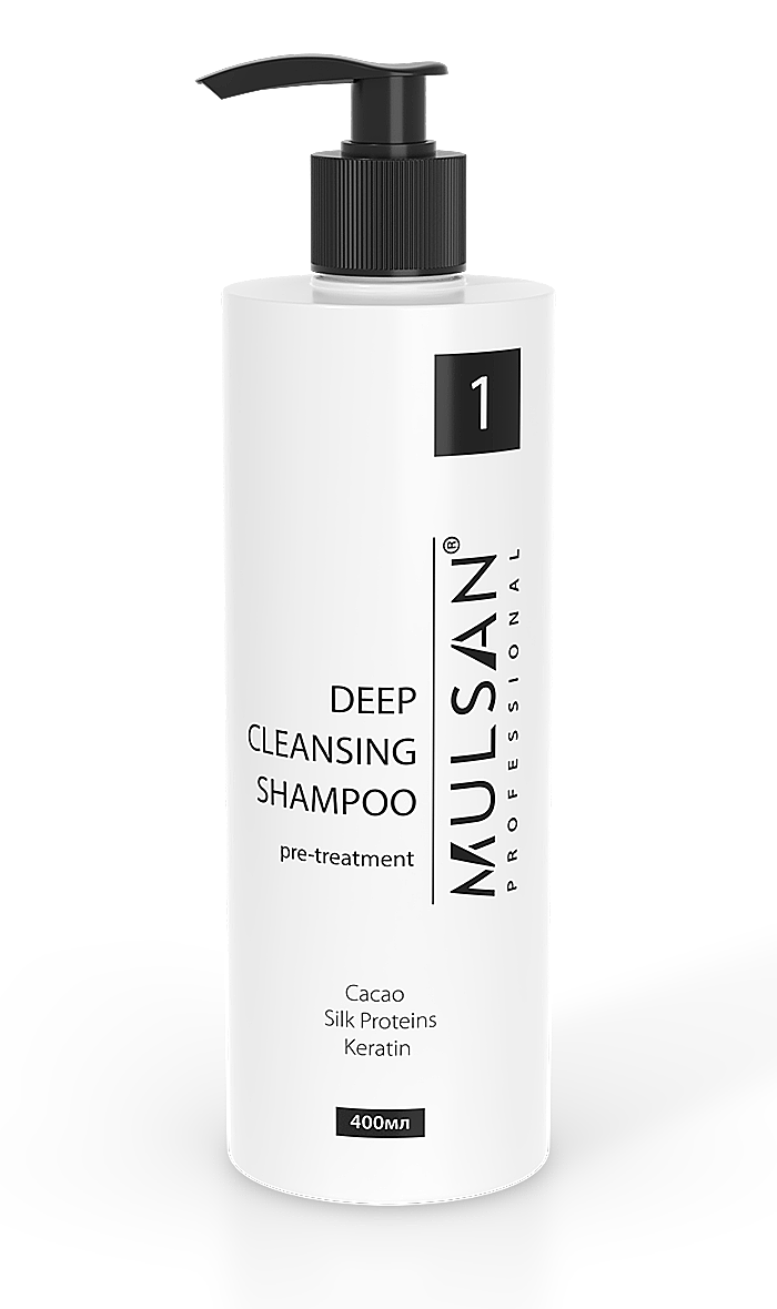 Deep Cleansing Shampoo 400мл