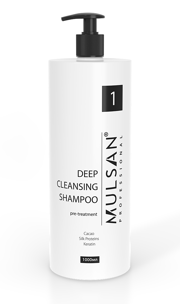Deep Cleansing Shampoo 1000мл