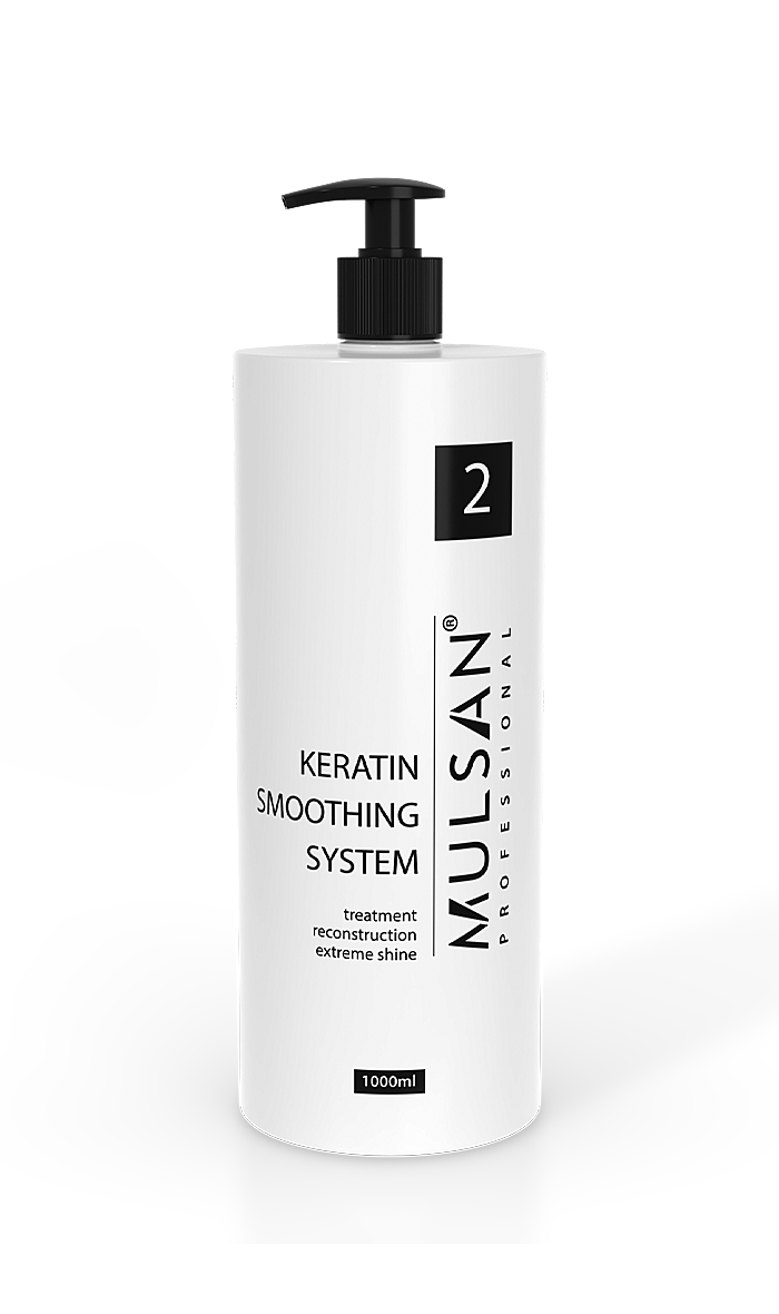 Keratin Smoothing System Extra Effect 1000мл